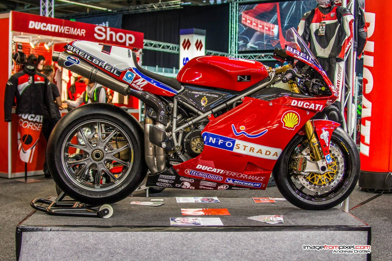 Ducati 998RS F02 Racing Factory - Ducati Factory 996RS 998RS 999RS