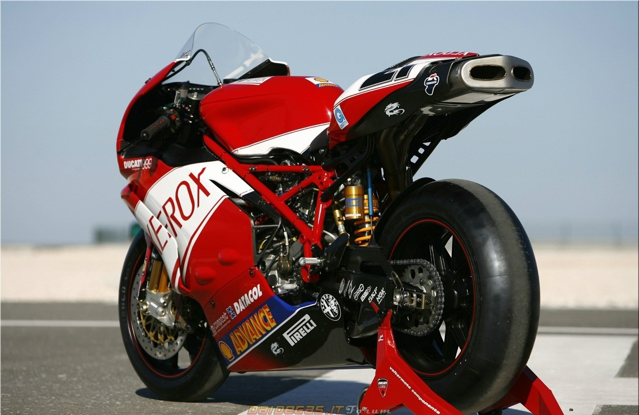 Gallery - Ducati Factory 996RS 998RS 999RS