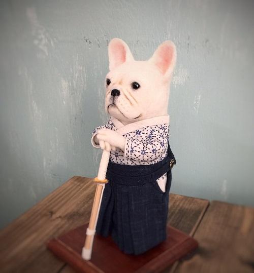 剣道の犬さん FANTANIMA!2017出品作品