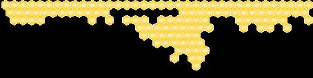 Bienenwaben Vektor