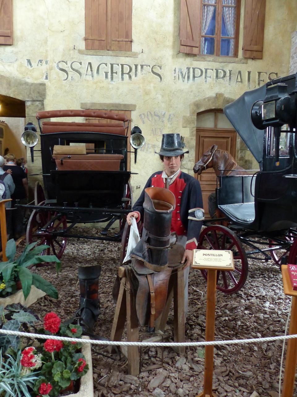 Musée du cheval vivant
