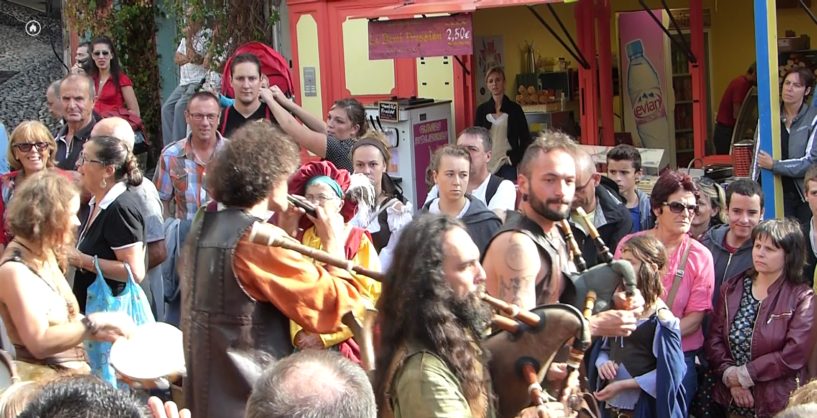 Fête de l'oiseau roi  au Puy en Velay