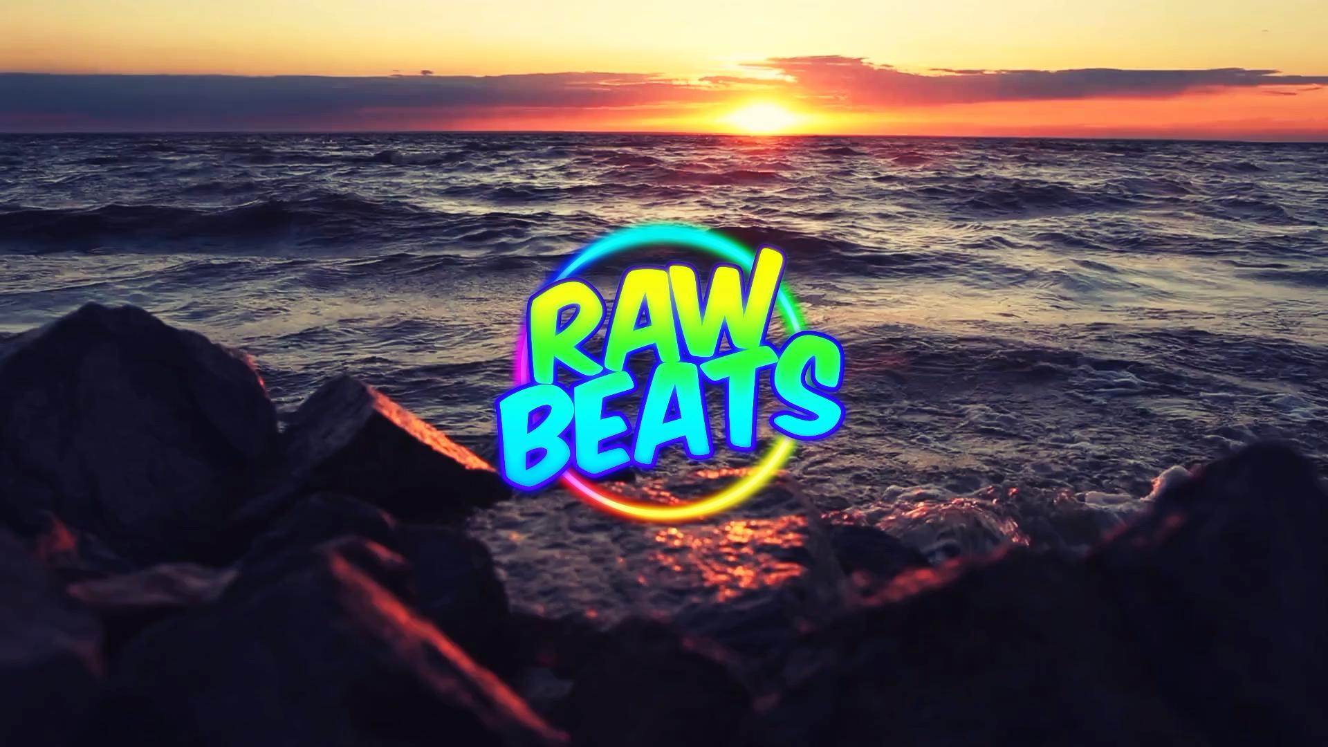 Raw Beats #005   Chillout Guitar Hip Hop Instrumental  Chill Hop Beat