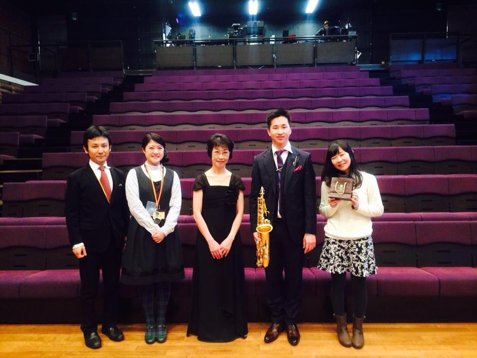 2015年2月14日(土)穂の国とよはし芸術劇場PLATにて