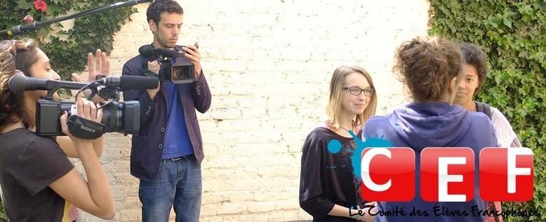 Tournage des capsules vidéo dans le cadre de la campagne