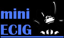 Logo von mini ECIG in Jerusalem, Israel