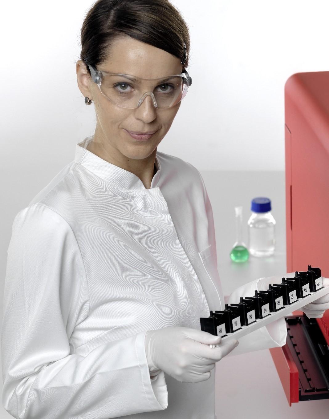 Respiratorisches Virenscreening und Mutationsanalyse effizient vereint