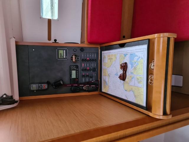 Navigationsecke im Detail