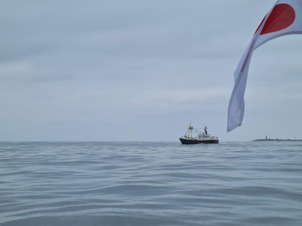 Endlich: Die Nordsee!