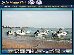 Centre de pêches sportives Le Marlin Club à Saly
