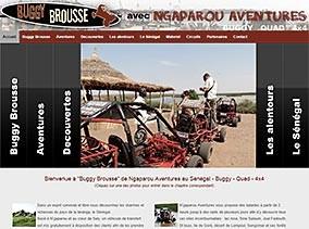 Ngaparouaventures Buggy Brousse à Ngaparou
