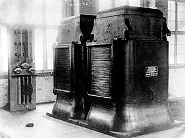Two-Phase transformers.