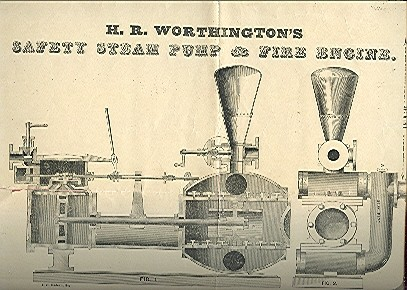 Early Worthington simplex