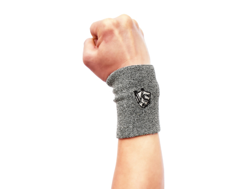 Bamboo Charcoal and Germanium Wrist Sleeve