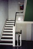 PGH - bestehende Holztreppe