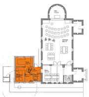 Gnadenkirche Grundriss