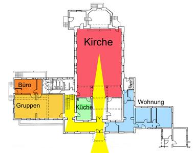 PGH Welper - Erdgeschoss vorher