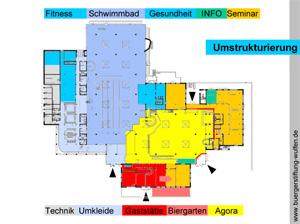 Gemeinschaftshaus Wulfen - Planung