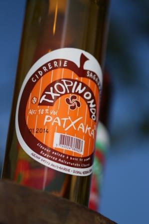 Patxaka, la liqueur basque