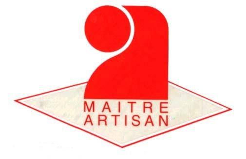 Le sigle officiel des Maîtres Artisans