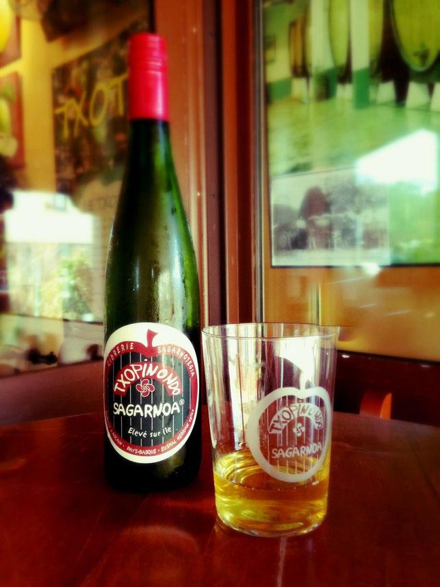 Sagarnoa, la plus ancienne boisson du Pays Basque