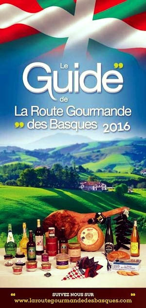 LA ROUTE GOURMANDE DES BASQUES