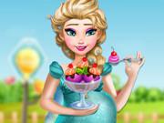 Игра Холодное сердце иороженое для Эльзы
