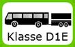 Führerscheinklasse D1E