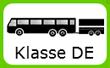 Führerscheinklasse DE