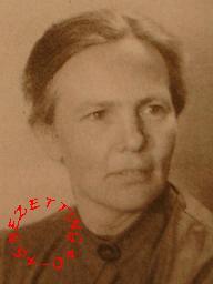 Nat.- Soc. Vrouwen Organisatie - O. de Ruiter- van Lankeren Matthes