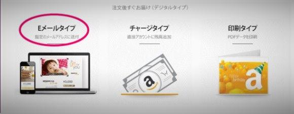 おすすめポイントサイトランキング10位「ECナビ」経由でアマゾンギフトEメールタイプを購入する