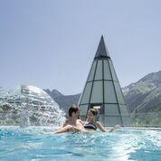 Aqua Dome, Therme, Wellness, Sauna, Spa, Baden, Schwimmen, Winter, Sommer, Saunalandschaft, Thermal, Thermalbädern, Fitness, Oetz, Längenfeld, Tirol, Ötztal, Österreich