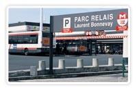 Parcs Relais de Lyon