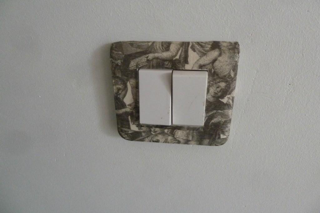 Interrupteur adapté pour mal voyants