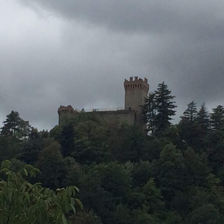 La Rocca di Arquata del Tronto, oggi