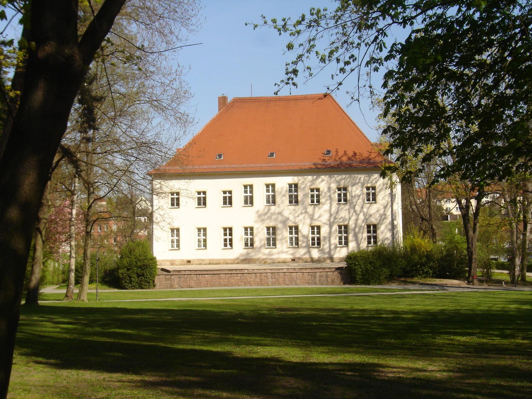 ehm. Rittergut im Stadtpark