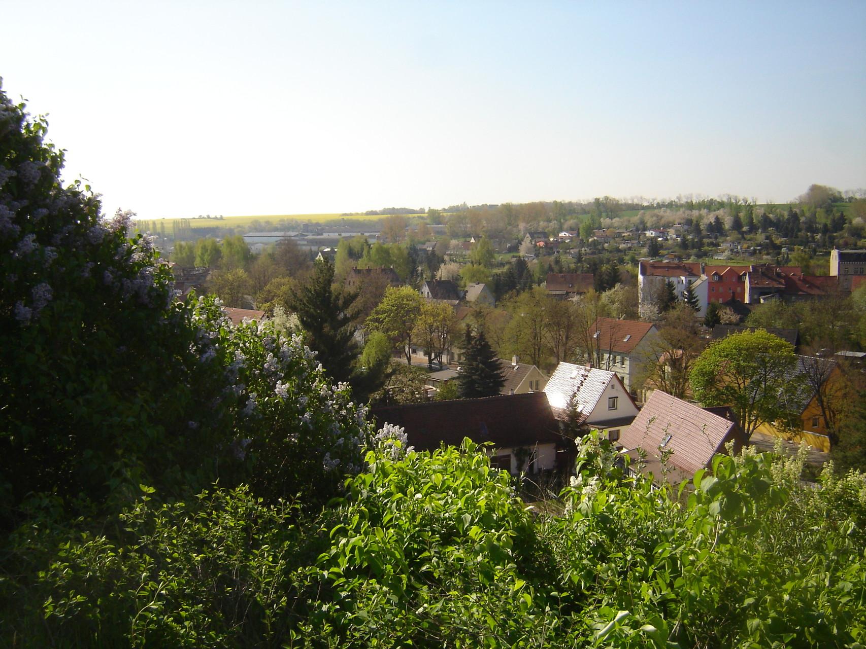 Aussicht vom Glockenberg