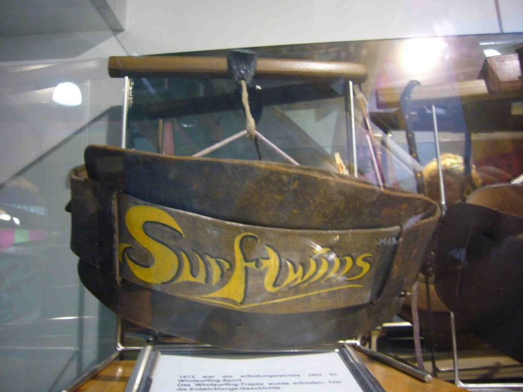 Stylishes Trapez von den Surftwins