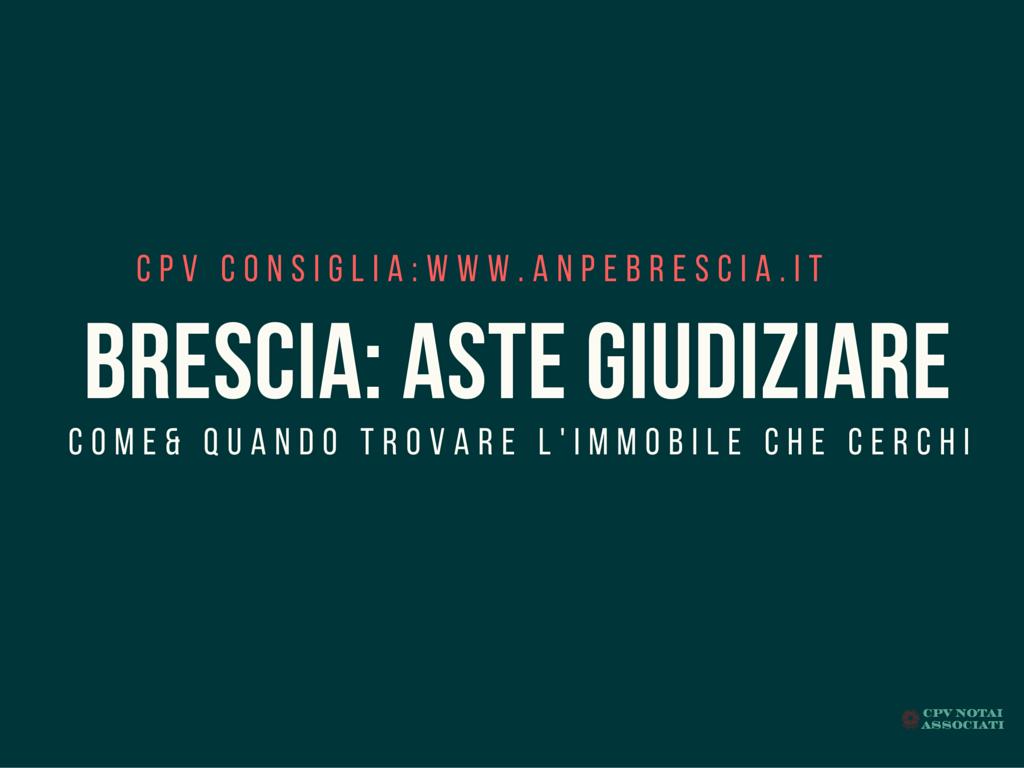 Come Acquistare Casa All Asta Cpv Notai Associati A Brescia