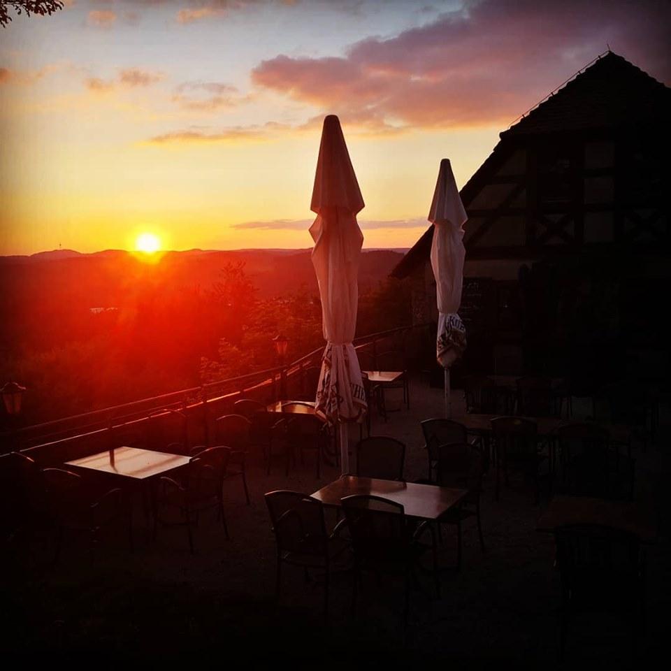 Restaurant Touché Burg Hartenstein
