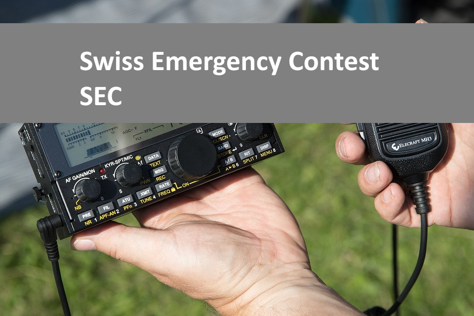 Swiss Emergency Contest (SEC)
