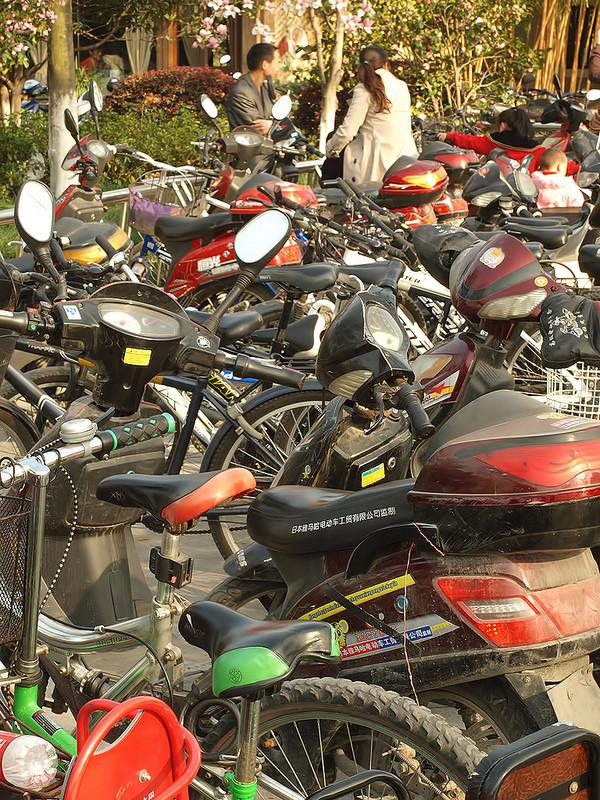 aparcamiento..
