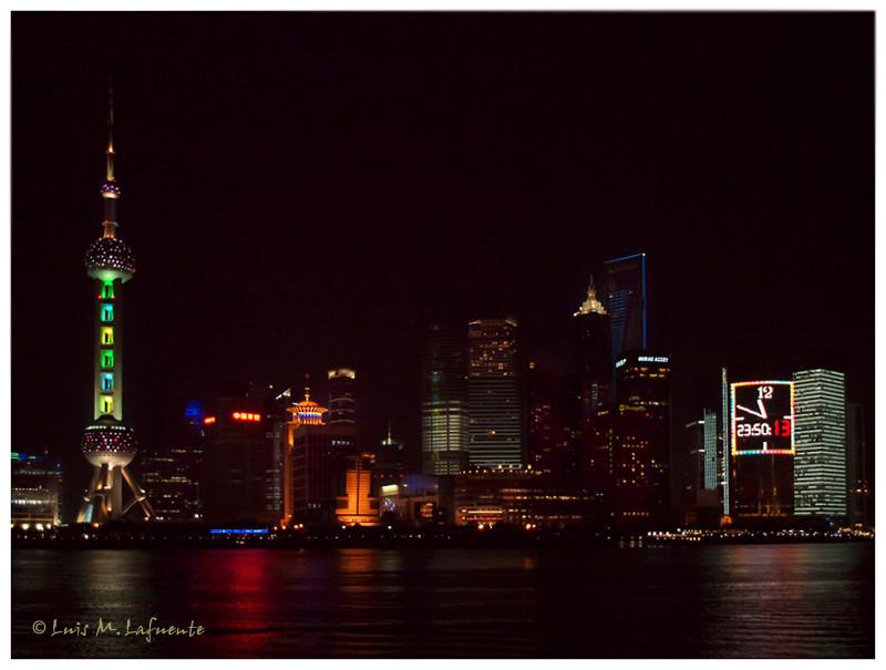 2010 se acaba, fin de año en Shanghai..