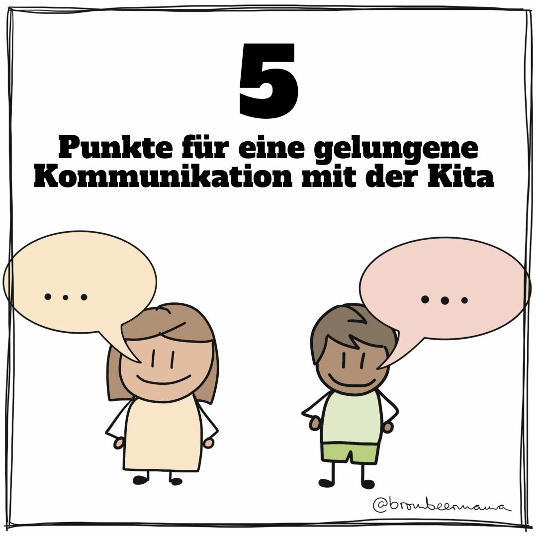 Wie Probleme in der Kita-Eingewöhung ansprechen? // 5 Punkte für ein gelungenes Gespräch mit Erzieher:innen