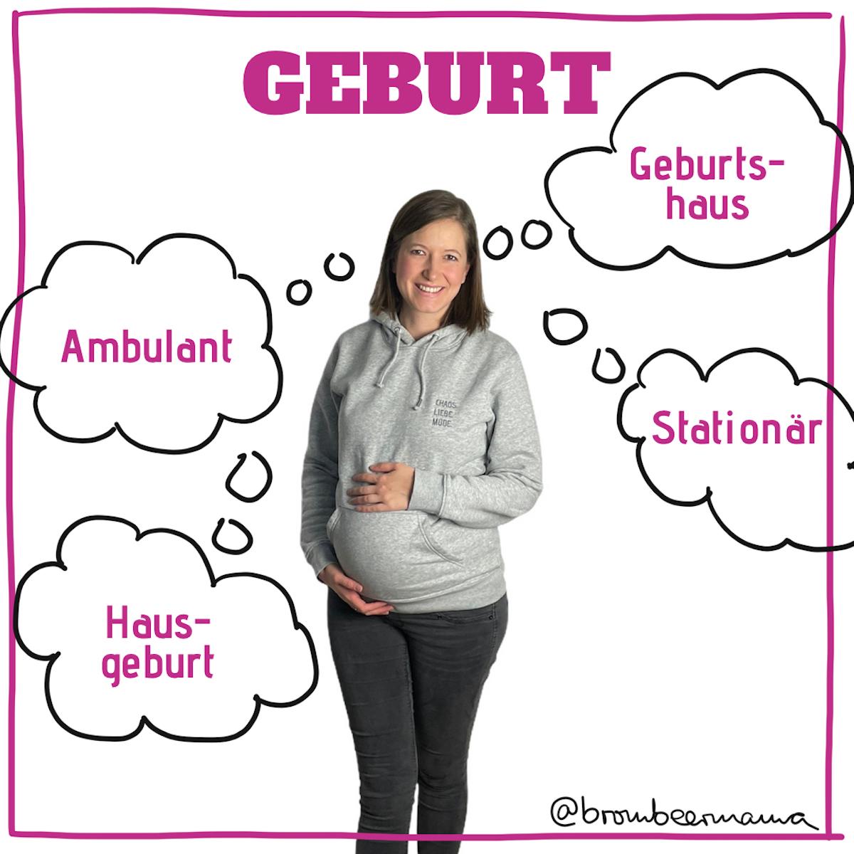 Ambulante Geburt während Corona - Mit Checkliste