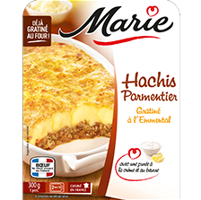 Marie Hachis Parmentier individuel frais