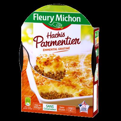 Fleury Michon Hachis Parmentier individuel frais