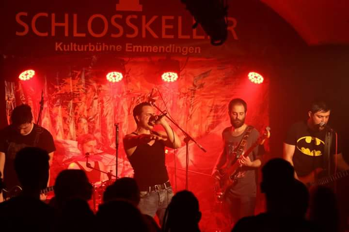 Sturmtief - Musiker der Woche 14
