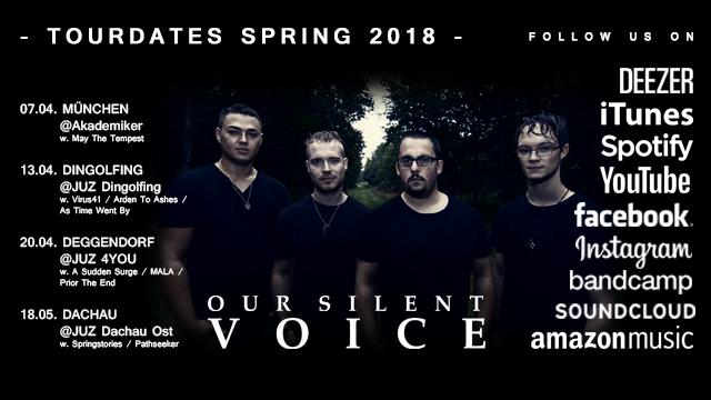 Our Silent Voice - Musiker der Woche 9