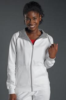 Ladys Tagless Sweatjacket Sports
